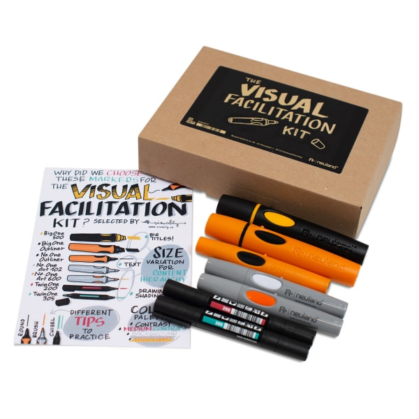 Visual Facilitation Kit