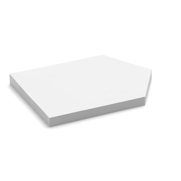 Backlog Stick-It X-tra Cards, 100 sheets, single colors
