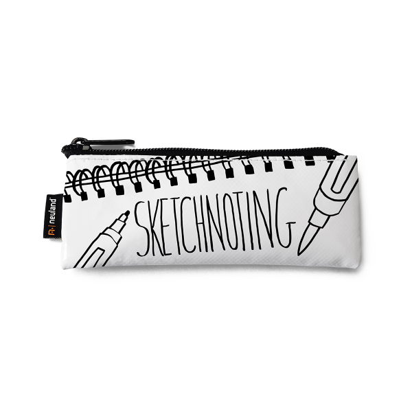 Limited Edition: PenPouch – Motiv Sketchnoting