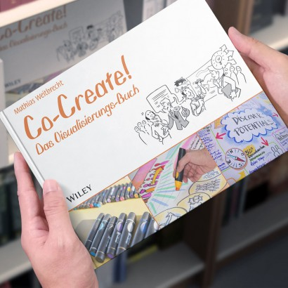 Co-Create! Das Visualisierungs-Buch