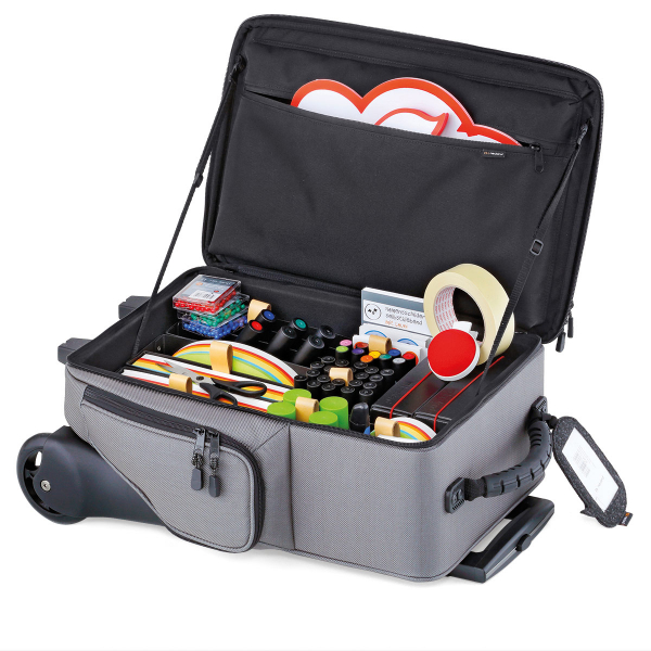 WorkshopTrolley Novario® Pin-It Professional