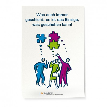 Open Space Poster Nr. 7